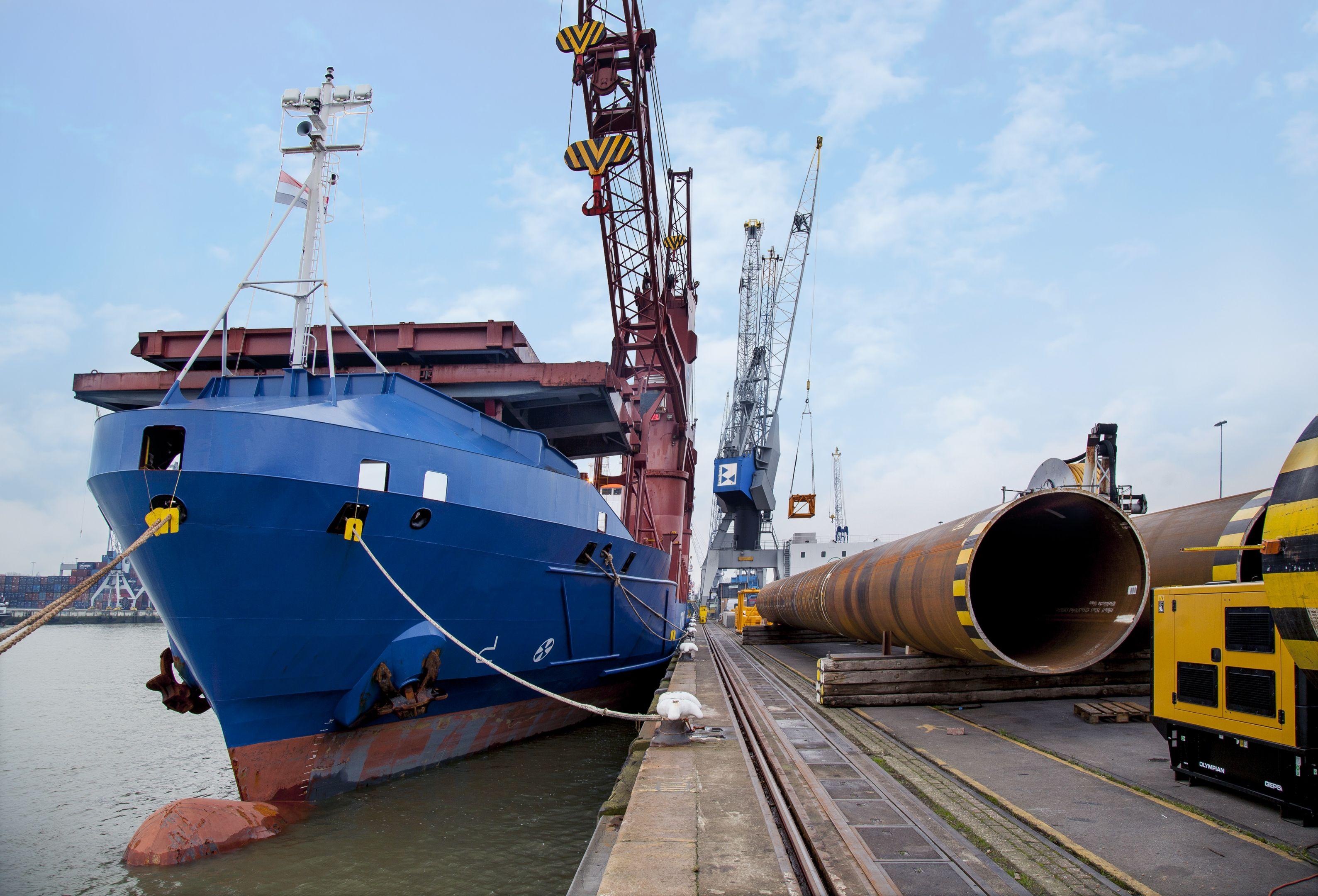 Broekman Project Services - Broekman Logistics